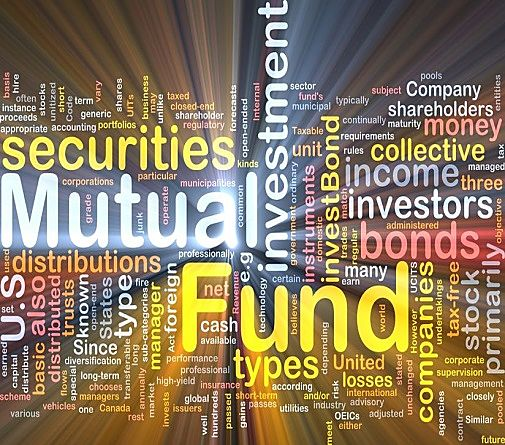 Stock Investing Part 1 - Types of Managed Funds; Picture of all of the investment options for stock investors including mutual funds bonds and securities.